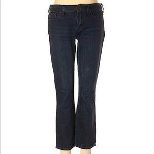 J. Crew Toothpick Stretch Ankle Jeans, sz 29